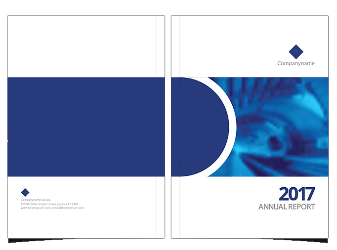 Print procurement for annual reports
